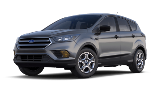 New 2019 Ford Escape S S FWD in Fishers, IN